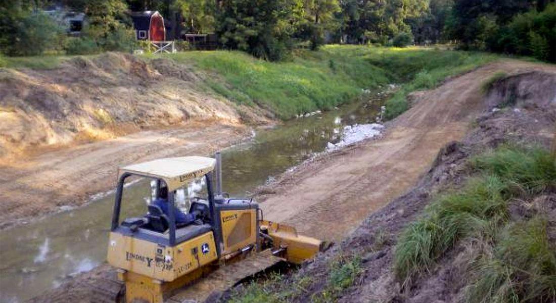 Flood Ctrl Channel Improvements Pct 4 - 6