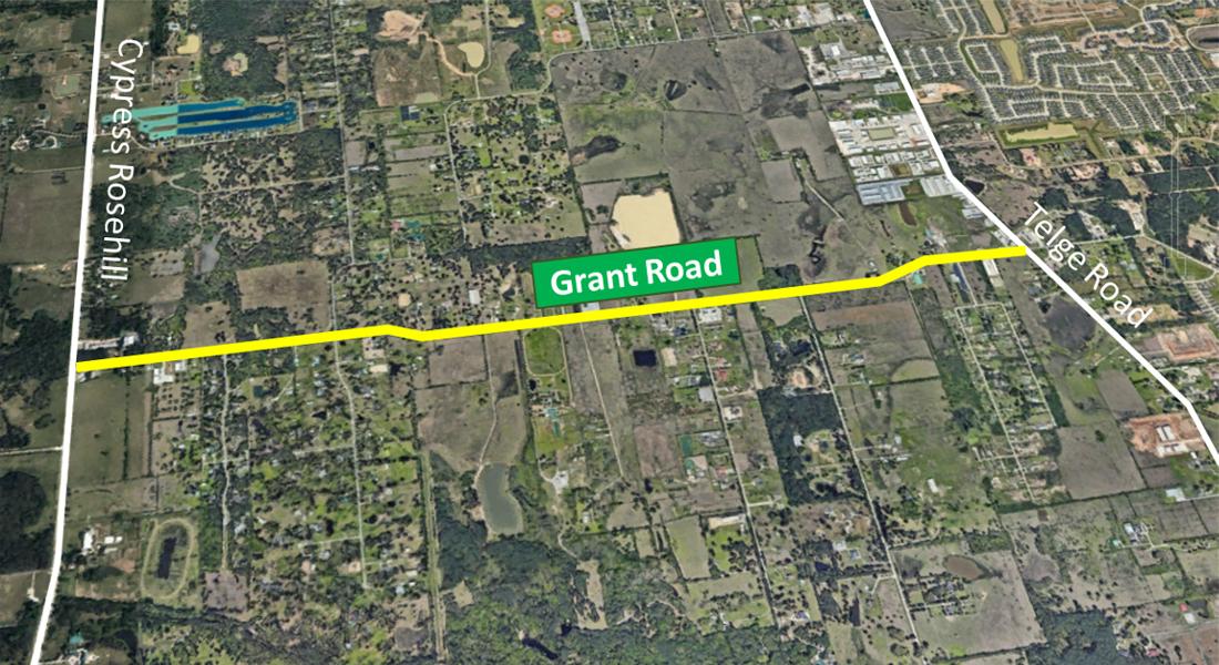 Grant Road Drainage